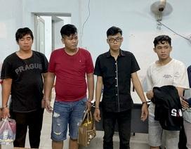 Băng cướp giả danh cảnh sát hình sự gây án 4 tỉnh, thành