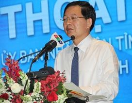 Chủ tịch Bình Định cam kết không quay lưng với doanh nghiệp