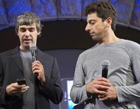 Hai nhà đồng sáng lập Google cùng rời ghế lãnh đạo công ty