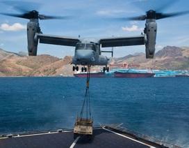 """Mỹ - Australia """"bắt tay"""" chặn Trung Quốc tại vịnh chiến lược của Philippines"""