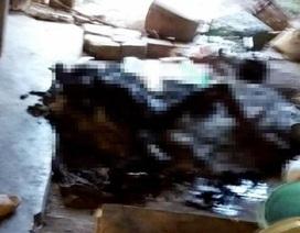 Đắp chăn ngủ gần bếp lửa, một phụ nữ tử vong