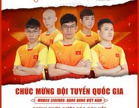 Đội tuyển Mobile Legends: Bang Bang Việt Nam vào Bán kết nội dung eSports tại SEA Games 30