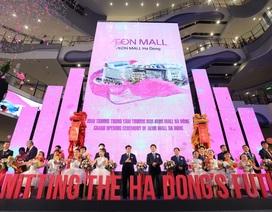 AEON Việt Nam chính thức khai trương Trung tâm Bách hóa tổng hợp và siêu thị mới tại Hà Đông