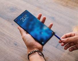 Galaxy Note 10 Lite lộ ảnh với thiết kế camera sau giống iPhone 11