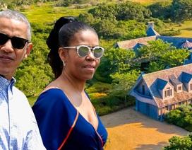 """Bên trong biệt thự 12 triệu USD vợ chồng ông Obama nghi vừa """"tậu"""""""