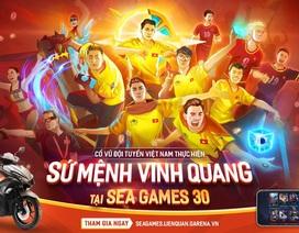 Lần đầu tiên thể thao điện tử được thi đấu tính huy chương tại SEA Games 30