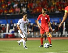 Cầu thủ Singapore đối mặt án kỷ luật vì đi chơi đêm trước trận gặp U22 Việt Nam