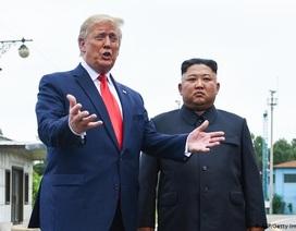 """Triều Tiên dọa """"khẩu chiến"""" với Mỹ vì bình luận của ông Trump"""
