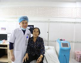 Hút chân không lấy khối u vú không cần phẫu thuật