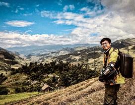 """3 lần đi xuyên Việt, """"phượt"""" Đông Nam Á bằng xe máy của 9x mê xê dịch"""
