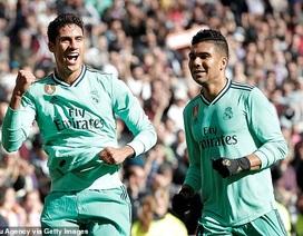 Đánh bại Espanyol, Real Madrid tạm thời dẫn đầu bảng La Liga