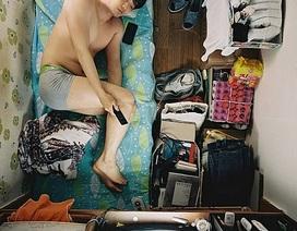 Cuộc sống chật hẹp bên trong những căn hộ 5 mét vuông ở Hàn Quốc