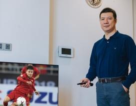BLV Quang Huy bật mí niềm cảm hứng mới trong mùa SEA Games bận rộn
