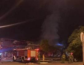4 người mắc kẹt tử vong trong đám cháy tại quán lẩu