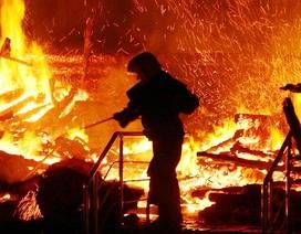 Cháy nhà lúc rạng sáng ở Sài Gòn, 3 người tử vong