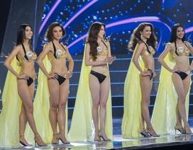 Top 15 Hoa hậu Hoàn vũ Việt Nam 2019 nóng bỏng với bikini