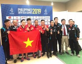 Bóng bàn Việt Nam giành tấm HCV lịch sử ở SEA Games 30