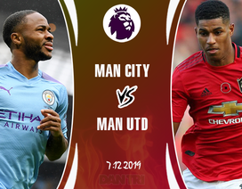 """Man City - Man Utd: Khi chiến thắng là """"tấm chăn hẹp"""""""