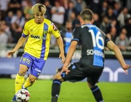 Công Phượng lỡ cơ hội tái ngộ Club Brugge ở giải Bỉ