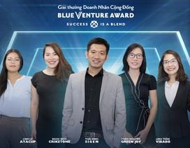 Blue Venture Award mùa 2 khép với 5 dự án xuất sắc về cộng đồng