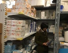 Hà Nội: Thu giữ thuốc tân dược nghi nhập lậu giá trị hơn 1,7 tỷ đồng trong chung cư