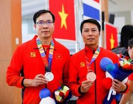 Hoàng Xuân Vinh tiếc nuối khi không thể giành HCV bắn súng