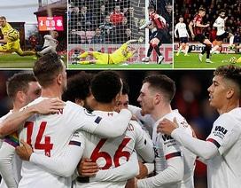 Đại thắng Bournemouth, Liverpool nối dài mạch bất bại