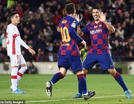 Messi sẽ vắng mặt ở trận đại chiến Barcelona - Inter Milan