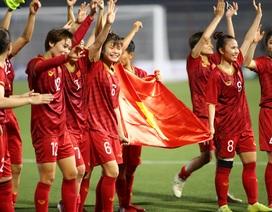 Đội tuyển nữ Việt Nam được thưởng hơn 8 tỷ đồng sau tấm HCV SEA Games