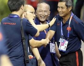 HLV Park Hang Seo mang lại vận son cho đội tuyển nữ Việt Nam