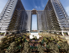 Giới nhà giàu Sài Gòn sắp đón nhận tổ hợp căn hộ Resort 4.0 ngay tại trung tâm Quận 4