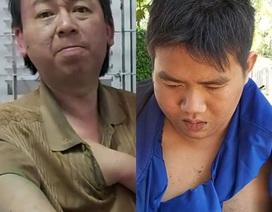 Bắt hai kẻ trộm chó ép ngã xe lực lượng truy bắt
