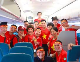Vietnam Airlines tăng 6 chuyến bay đi Philippines xem chung kết U22 Việt Nam - U22 Indonesia