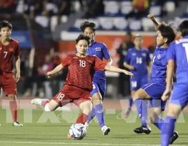 Vietcombank thưởng 500 triệu đồng cho đội tuyểnbóng đá nữ vô địch SEA Games 30