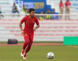 Chờ quyết đấu U22 Việt Nam, Indonesia tập từ sáng sớm