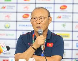 """HLV Park Hang Seo: """"Việt Nam sẽ có cả HCV bóng đá nam và nữ"""""""