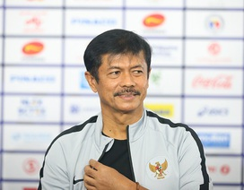 "HLV U22 Indonesia: ""Indonesia sẽ thắng U22 Việt Nam"""