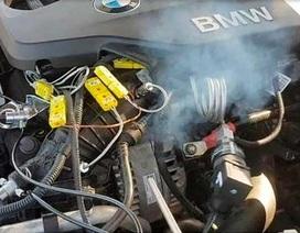 Bí hiểm nguyên nhân cháy hàng loạt xe BMW tại Hàn Quốc
