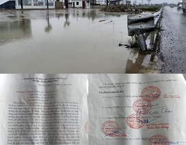 """Doanh nghiệp """"băm nát"""" hành lang giao thông kêu cứu, UBND tỉnh Hà Tĩnh """"rục rịch"""" vào cuộc!"""