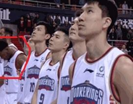 Trung Quốc phạt cầu thủ Pháp vì không nhìn quốc kỳ