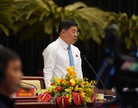 Giám đốc Sở TN-MT TPHCM nhận trách nhiệm về những hạn chế trong thủ tục đất đai