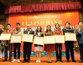 Cộng đồng họ Bùi Việt Nam vinh danh khuyến học, khuyến tài năm 2019