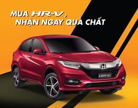 Cuối năm Honda khuyến mại lớn cho mẫu HR-V