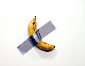 Một trái chuối trưng bày giá 9 tỷ, giá trị nghệ thuật nằm ở đâu?