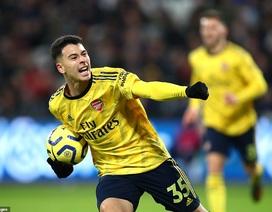 West Ham 1-3 Arsenal: Chiến thắng đầu tay cho Ljungberg