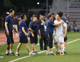 Quang Hải tiếc nuối vì hụt cơ hội ra sân phút cuối trước U22 Indonesia