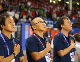 HLV Park Hang Seo khẳng định bóng đá Việt Nam đứng đầu khu vực