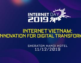"""Tổ chức DotAsia tiếp tục đồng hành cùng Internet Day 2019 - chủ đề: """"Đổi mới sáng tạo để chuyển đổi số"""""""