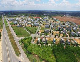 Đất nền tại các tỉnh vùng ven Hà Nội vẫn đang là lựa chọn đầu tư lý tưởng