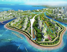 Công ty Trung Quốc xây đảo nhân tạo vây quanh Đại sứ quán Mỹ ở Philippines